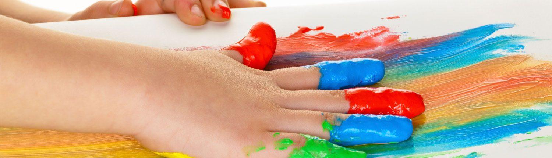Kunsttherapie für Kinder psychisch kranker Eltern