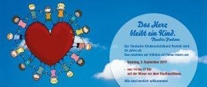 DKSB Jubiläum, 50 Jahre Kinderschutzbund